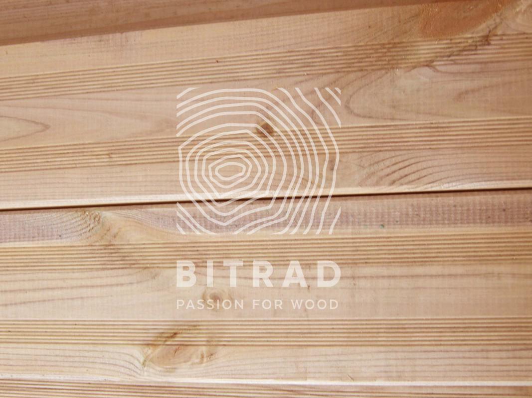 Lame de terrasse bois autoclave classe 4. PPHU Bitrad